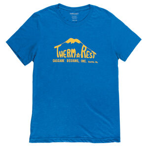 Therm-a-Rest Heritage Shirt - Royal Blue