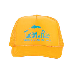 Therm-a-Rest Heritage Trucker Hat | Gold