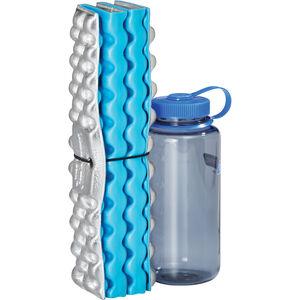 Therm-a-Rest Z Seat™ | Blue / Silver (folded)