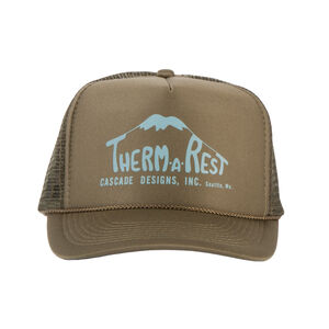 Therm-a-Rest Heritage Trucker Hat | Olive
