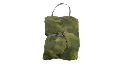 Slacker Hammock, Double, Poler Camo, stuffed in pocket