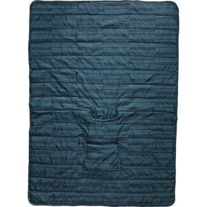 Honcho Poncho™ - Blanket View - Blue Print