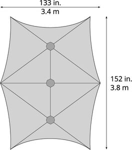 Tranquility 4 Wing sizing specifications