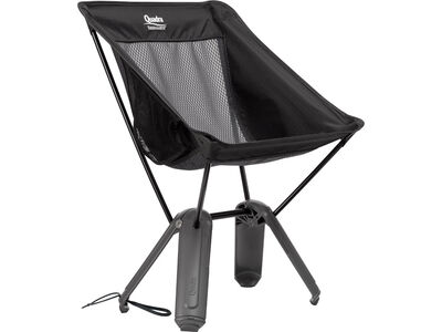 Quadra Chair, Black Mesh