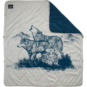 Argo™ Blanket - Wolf Print