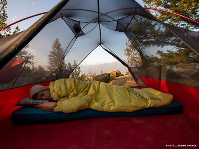 Therm-a-Rest Corus™ Quilt [Photo: Sammy Spence]