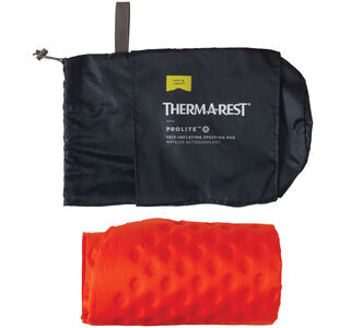 Therm-a-Rest® ProLite™ Sleeping Pad contents